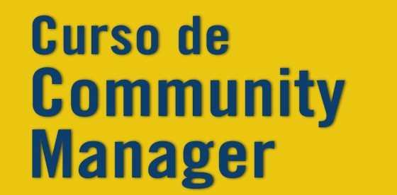 Curso en streaming de Community Manager  Community Manager